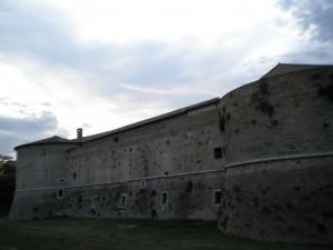 Rocca di origini malatestiane