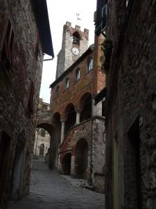 Da Castello a Palazzo