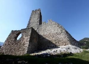 Drena ,il castello