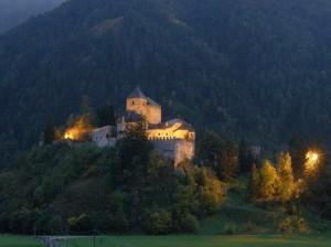 la notte al castello