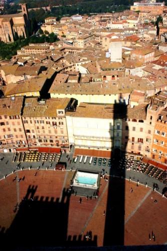 Siena - L'ombra del ... Mangia