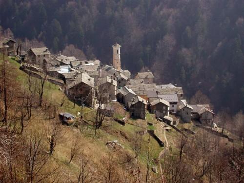 Rimella - San Gottardo Monti