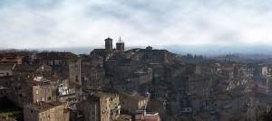 Panorama di Caprarola