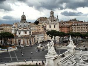 Piazza Madonna Di Loreto