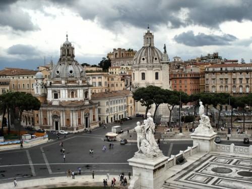 Roma - Piazza Madonna Di Loreto