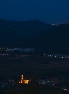 Uno sguardo verso Brescia