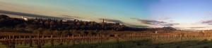 Panorama Castello di Susegana