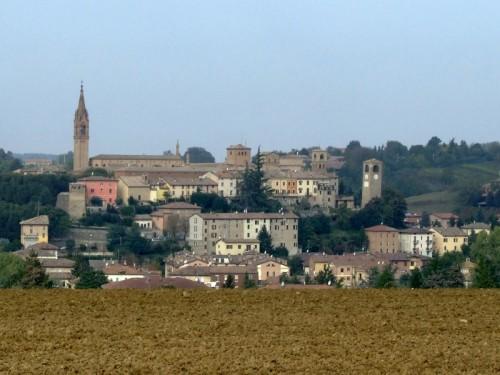 Castelvetro di Modena - Panorama di Castelvetro di (MO)