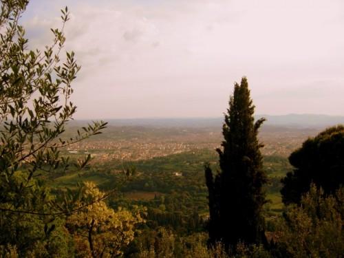Firenze - Firenze vista da Fiesole