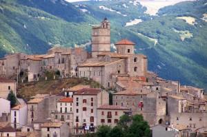 tetti  di Castel del Monte