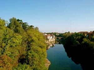 brembate con il suo ponte medioevale