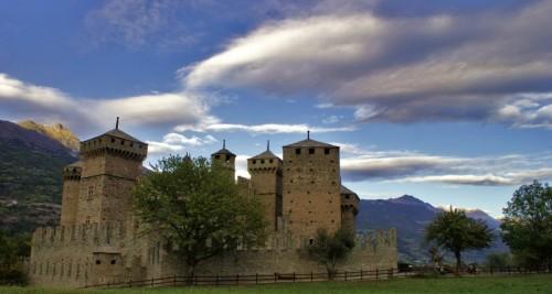 Fénis - Castello di Fenis 2