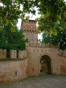 il castello d'urgnano
