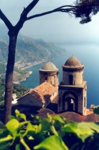 La Costiera Amalfitana da Villa Rufolo