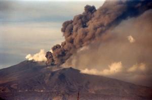 Etna: l'eruzione perfetta