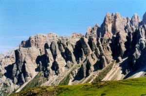 I Monti di Passo Giau (2.236 m)