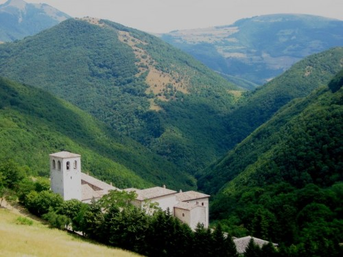 Serra Sant'Abbondio - Le verdi Marche