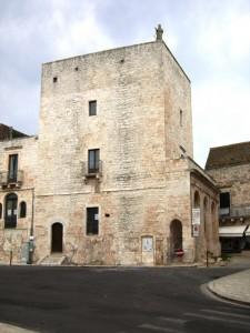Cisternino: Torre di Porta Grande