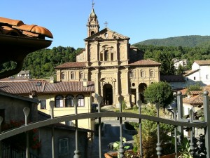 Balconata su Garessio