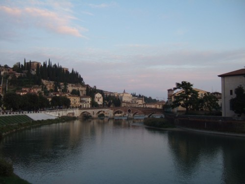 Verona - sull'adige