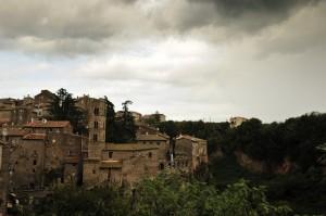Panorama di Ronciglione