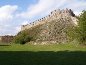 I bastioni del castello