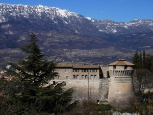 Il castello di Rovereto