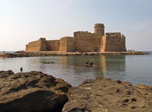 Isola di Capo Rizzuto - La fortezza