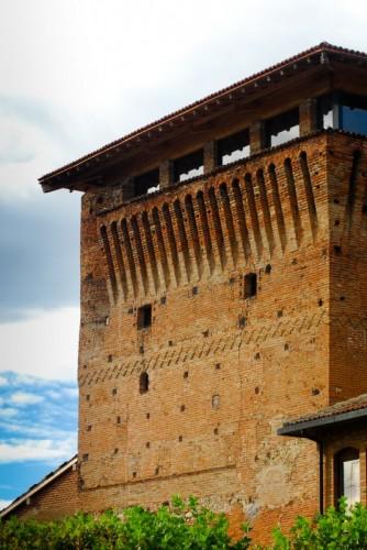 Carbonara Scrivia - castello