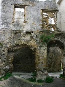Atrio del castello