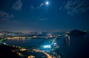 Luna su Bacoli