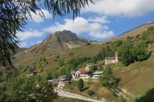 Chiappi, frazione di Castelmagno