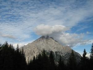 Un vulcano in Cadore