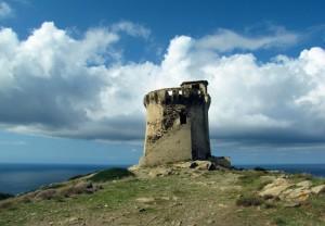 La torre tra le nuvole