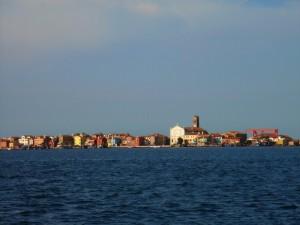 I colori dell'isola di Pellestrina