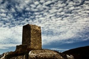 Rovine del castello di Sporminore