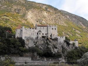 Castello di Castelbello, gioco di parole
