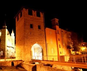 Porta della Via Francigena