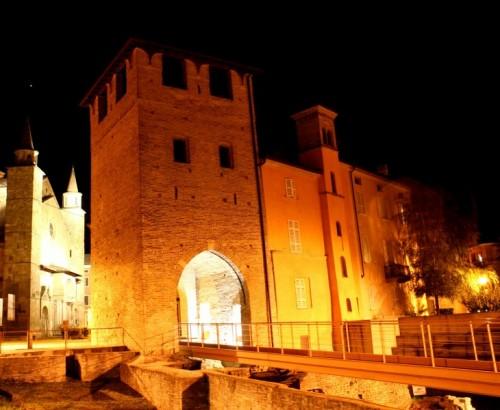 Fidenza - Porta della Via Francigena