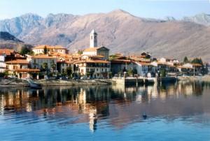 Lago Maggiore - Feriolo di Baveno