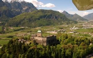 Castello d'Ivano Fracena