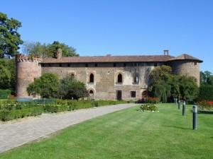 Castello Cassino Scanasio