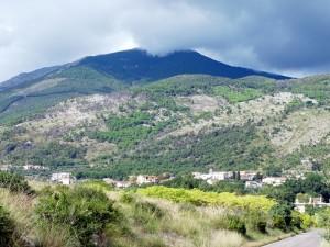 Non è…un vulcano: Villa Santa Lucia