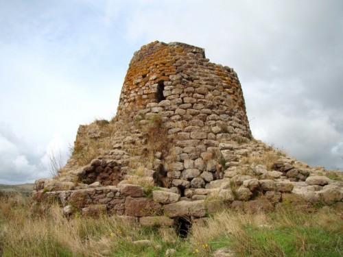 Macomer - Nuraghe Santa Barabra