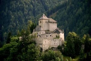 Il castello dei Conti Thurn und Taxis