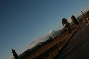 In strada a Verderio