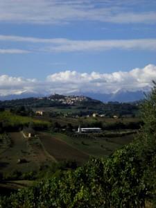 Montegiorgio e i Sibillini