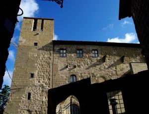 La parte principale della Rocca
