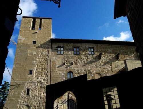 Cellere - La parte principale della Rocca