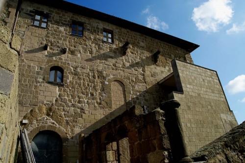 Cellere - Ingresso della Rocca